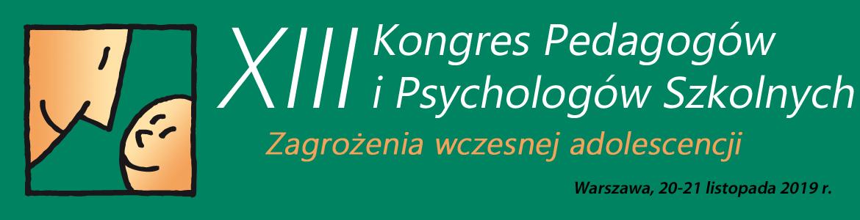 XIII Kongres Pedagogów i Psychologów Szkolnych