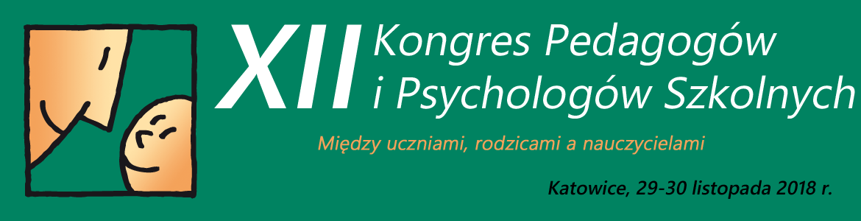 XII Kongres Pedagogów i Psychologów Szkolnych