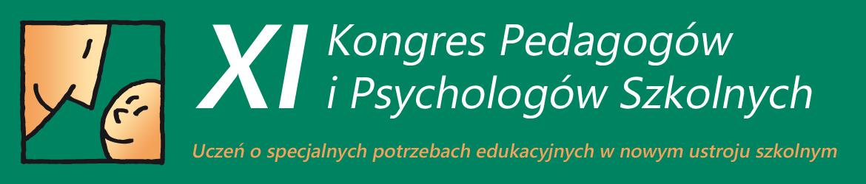 XI Kongres Pedagogów i Psychologów Szkolnych